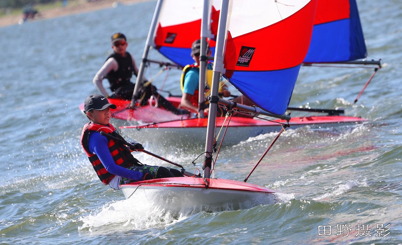 俱乐部,青少年,帆船 第二届全国帆船青少年俱乐部联赛激战正酣--田野摄影 E78W9226.JPG