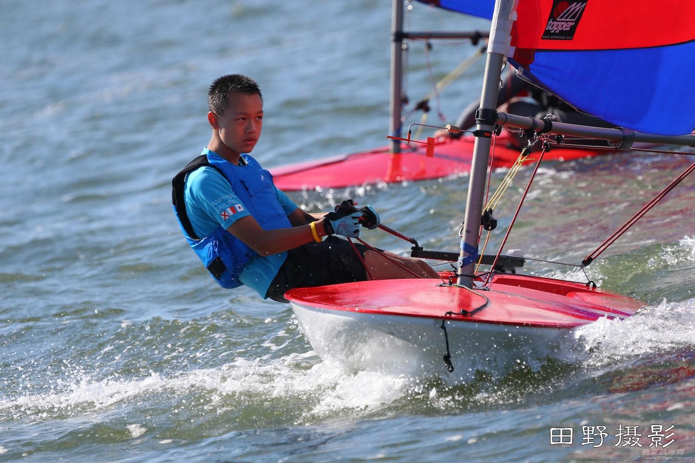 俱乐部,青少年,帆船 第二届全国帆船青少年俱乐部联赛激战正酣--田野摄影 E78W9267.JPG
