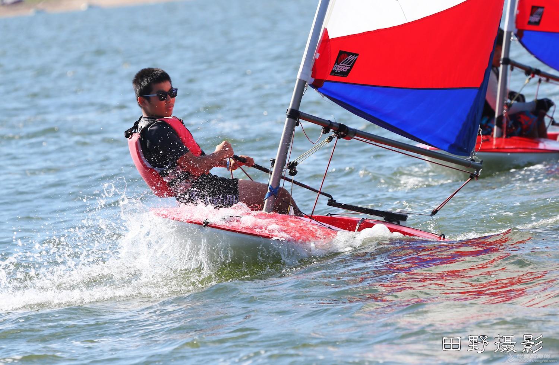 俱乐部,青少年,帆船 第二届全国帆船青少年俱乐部联赛激战正酣--田野摄影 E78W9257.JPG