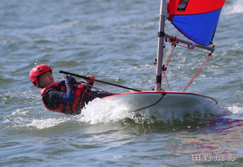 俱乐部,青少年,帆船 第二届全国帆船青少年俱乐部联赛激战正酣--田野摄影 E78W9277.JPG
