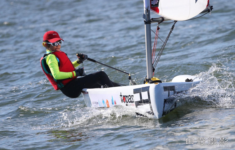 俱乐部,青少年,帆船 第二届全国帆船青少年俱乐部联赛激战正酣--田野摄影 E78W9319.JPG