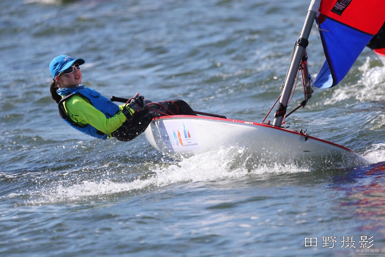 俱乐部,青少年,帆船 第二届全国帆船青少年俱乐部联赛激战正酣--田野摄影 E78W9396.JPG