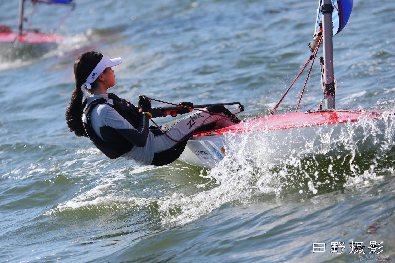 俱乐部,青少年,帆船 第二届全国帆船青少年俱乐部联赛激战正酣--田野摄影 E78W9424.JPG