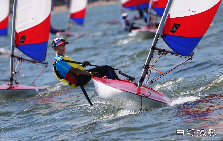 俱乐部,青少年,帆船 第二届全国帆船青少年俱乐部联赛激战正酣--田野摄影 E78W9435.JPG