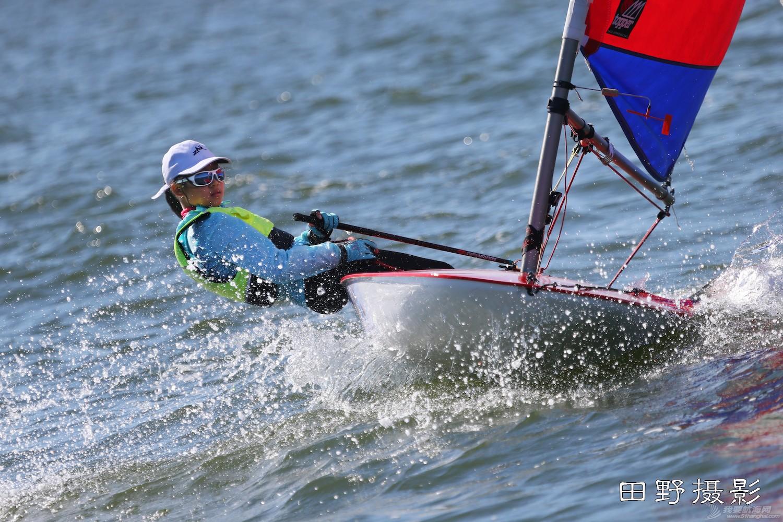 俱乐部,青少年,帆船 第二届全国帆船青少年俱乐部联赛激战正酣--田野摄影 E78W9481.JPG