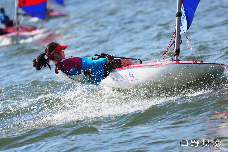 俱乐部,青少年,帆船 第二届全国帆船青少年俱乐部联赛激战正酣--田野摄影 E78W9456.JPG