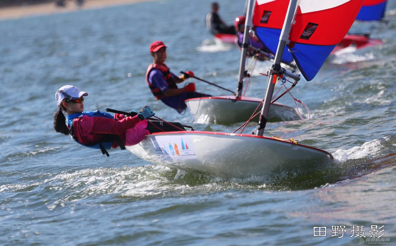 俱乐部,青少年,帆船 第二届全国帆船青少年俱乐部联赛激战正酣--田野摄影 E78W9506.JPG