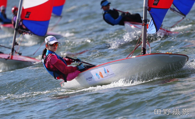 俱乐部,青少年,帆船 第二届全国帆船青少年俱乐部联赛激战正酣--田野摄影 E78W9514.JPG
