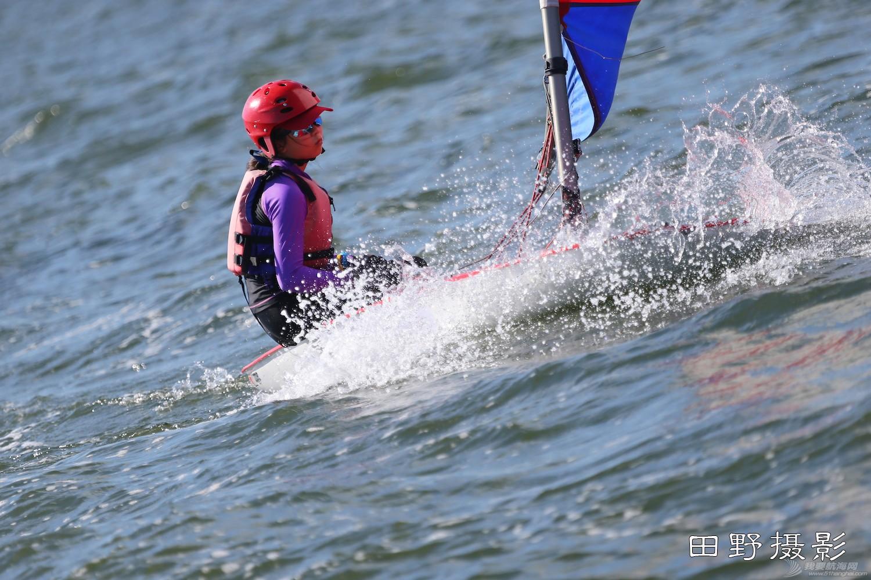 俱乐部,青少年,帆船 第二届全国帆船青少年俱乐部联赛激战正酣--田野摄影 E78W9530.JPG