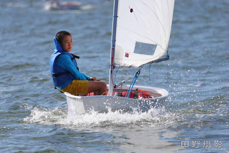 俱乐部,青少年,帆船 第二届全国帆船青少年俱乐部联赛激战正酣--田野摄影 E78W9641.JPG