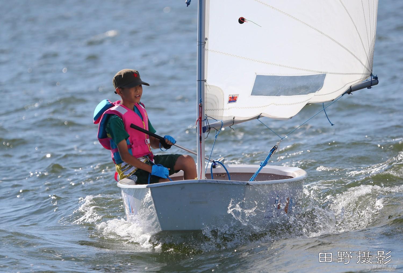 俱乐部,青少年,帆船 第二届全国帆船青少年俱乐部联赛激战正酣--田野摄影 E78W9668.JPG