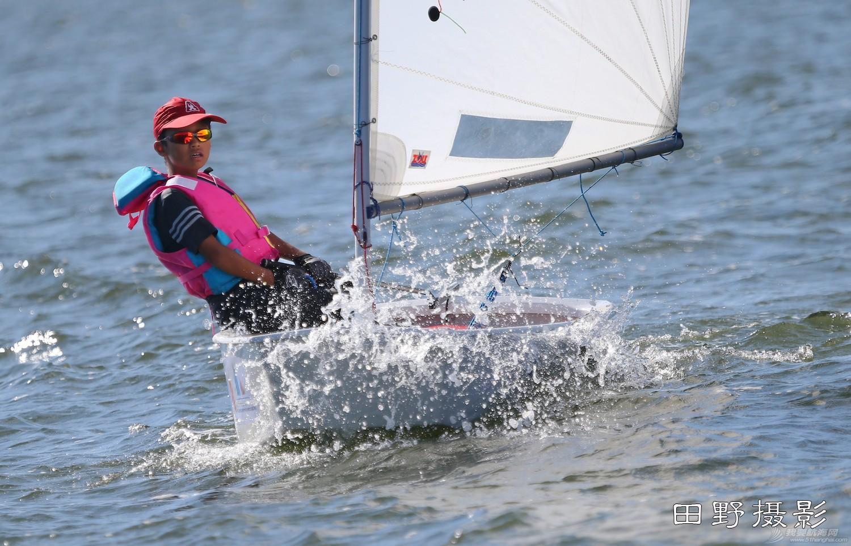 俱乐部,青少年,帆船 第二届全国帆船青少年俱乐部联赛激战正酣--田野摄影 E78W9672.JPG