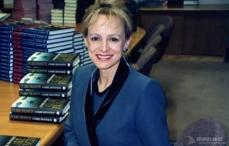白帆化笔---最会航海的女作家克莱尔 7c6be285a5b30c574e31592e2ae04b79.jpg