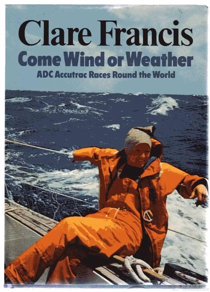 白帆化笔---最会航海的女作家克莱尔 7faaa32c0ed364169b9bf8b572eb350d.jpg