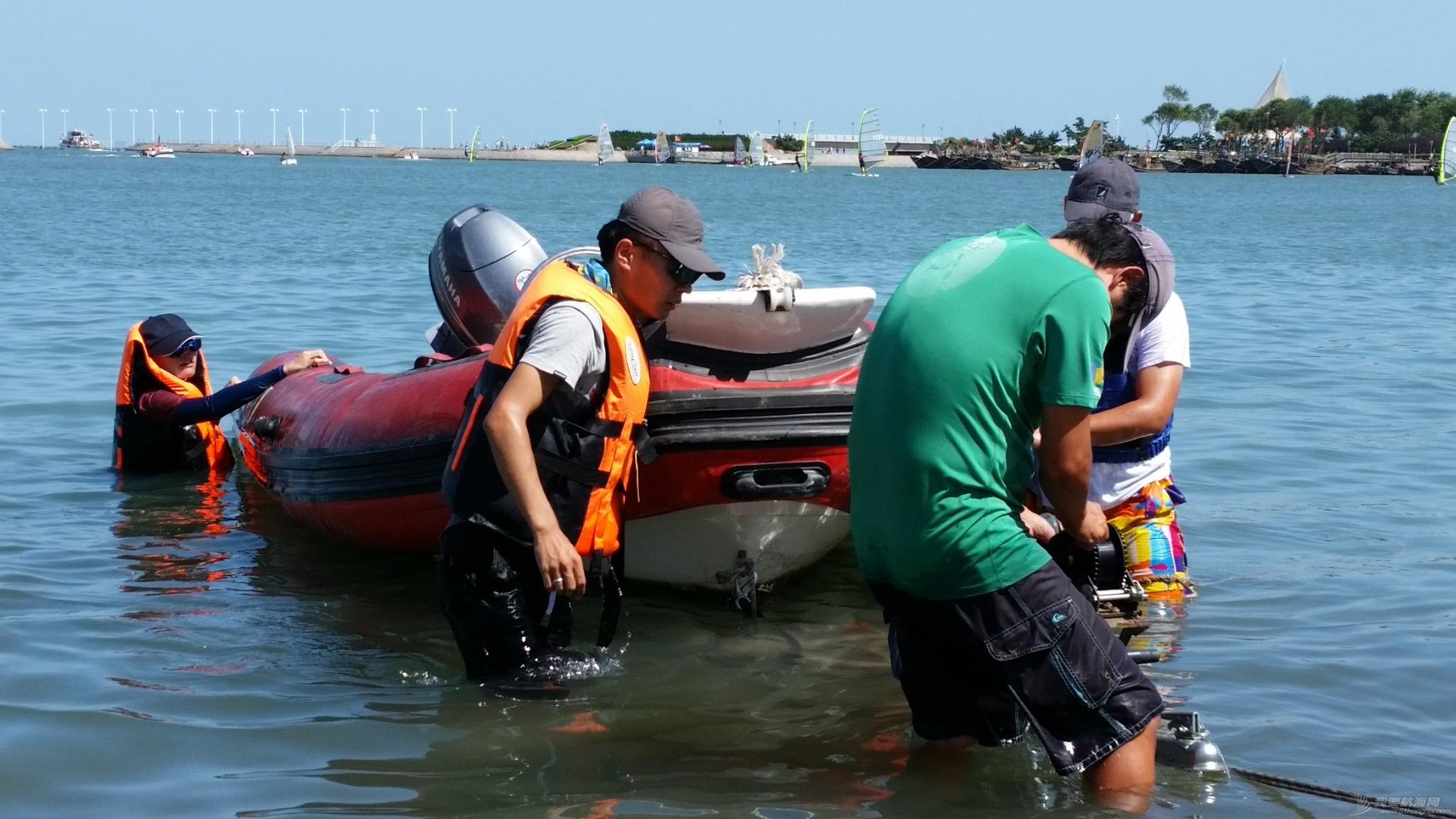 水上运动,帆船运动,冷空气,志愿者,徐莉佳 日照帆船第48期作业(附航海急救包) 20160827_134440.jpg