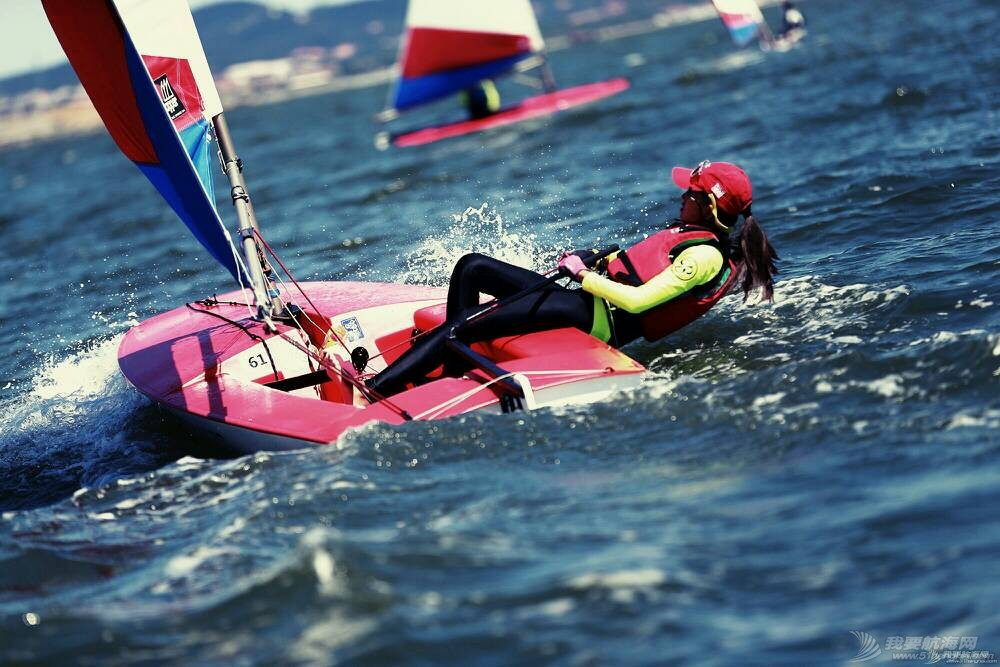 发现帆船之美---2016年第二届帆船青少年俱乐部联赛瞬间集粹(一)