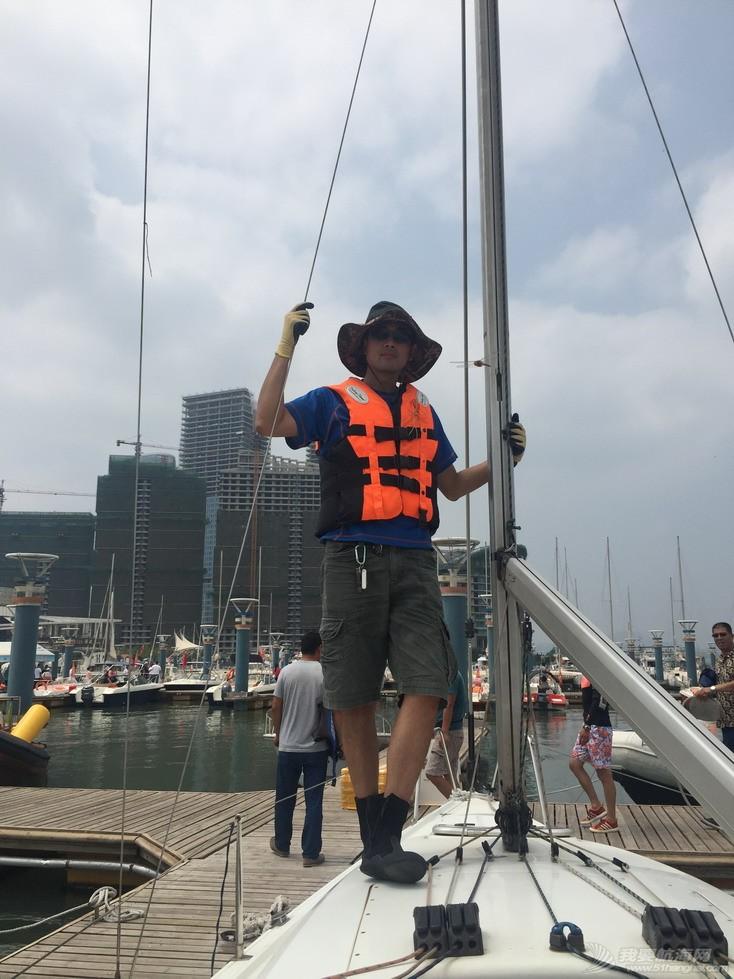 帆船 35期帆船航海体验之作业 IMG_6797_调整大小.JPG