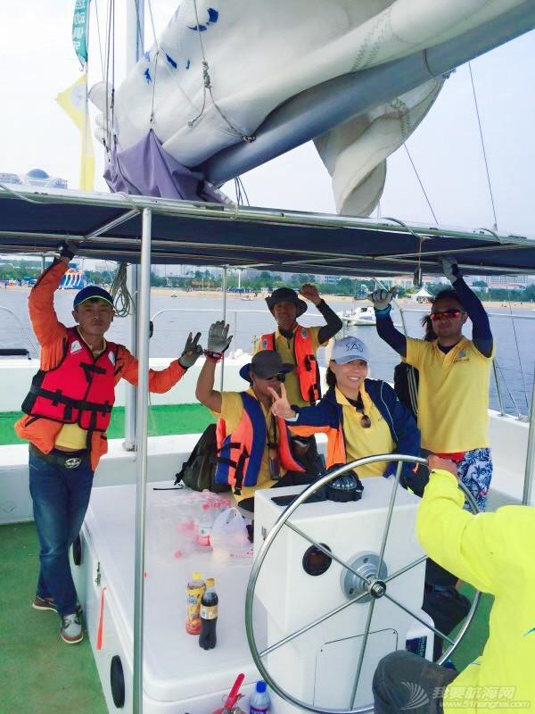 """纪念第一次帆船赛---""""飞驰杯""""带飞我的远航梦 001635n7134a337c4w4e5f.jpg"""