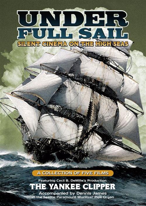 了解帆船的部位组成和英语表达将使进入航海课程的必修课 航海电影