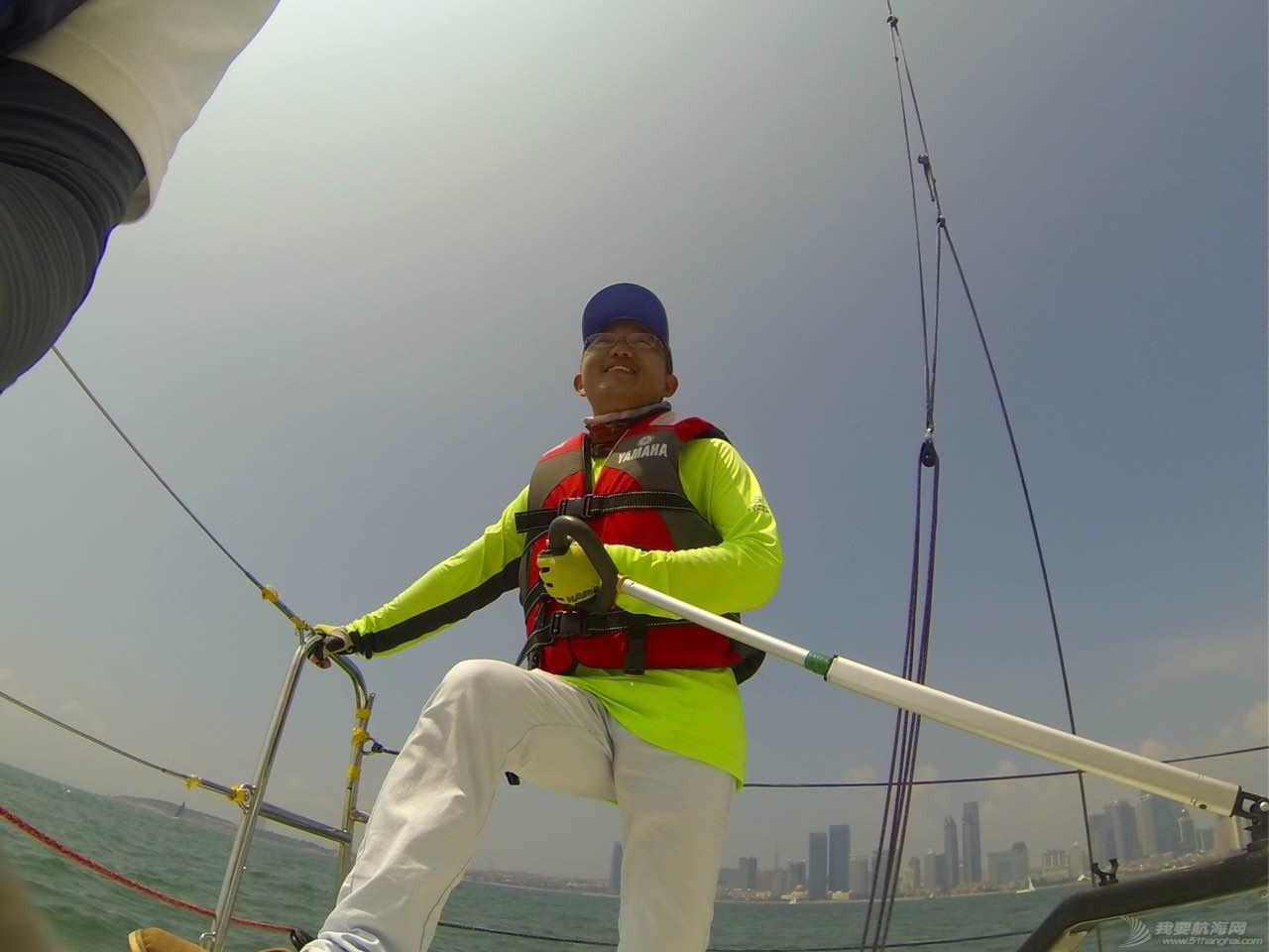 """小伙伴,青岛,国际 千年修得同船赛-记2016年青岛""""市长杯""""国际帆船赛的小伙伴们 6090600193536515912.jpg"""