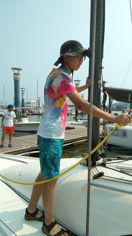 绳结,日照帆船公益 记第一次参加帆船赛2 IMG_20160730_095606.jpg