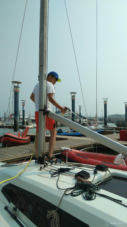 绳结,日照帆船公益 记第一次参加帆船赛2 IMG_20160730_092057.jpg
