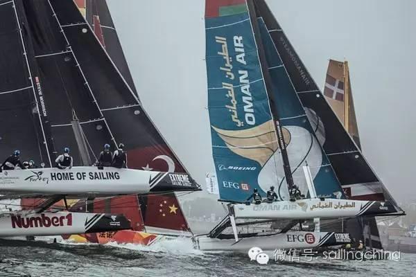 国际极限帆船系列赛圣彼得堡站结束,阿灵基队获该站冠军 bffa98b838a6260c3aea8103907b6c46.jpg