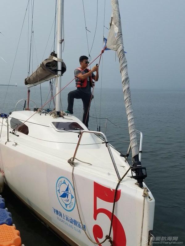 九月飞驰杯 我的第一次船长之旅 162004ou6dlsz8tfkzjke0.jpg