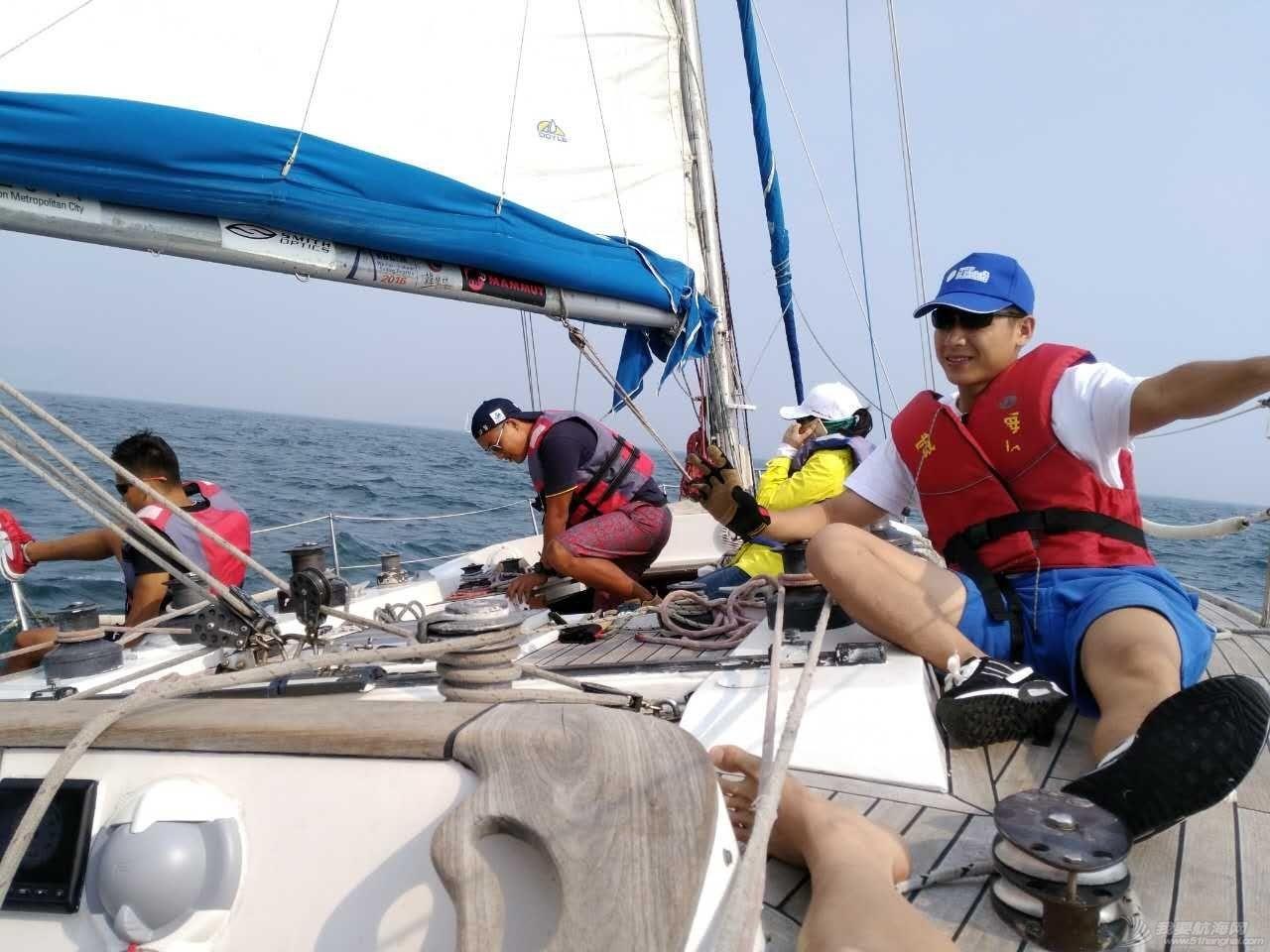 东海,退役运动员,常春藤,渤海,浙江 9天9夜航程800海里让你从一无所知变成合格的水手[威海] 436368291323382990.jpg