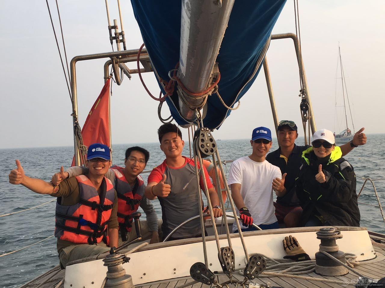 东海,退役运动员,常春藤,渤海,浙江 9天9夜航程800海里让你从一无所知变成合格的水手[威海] 363875134036050492.jpg