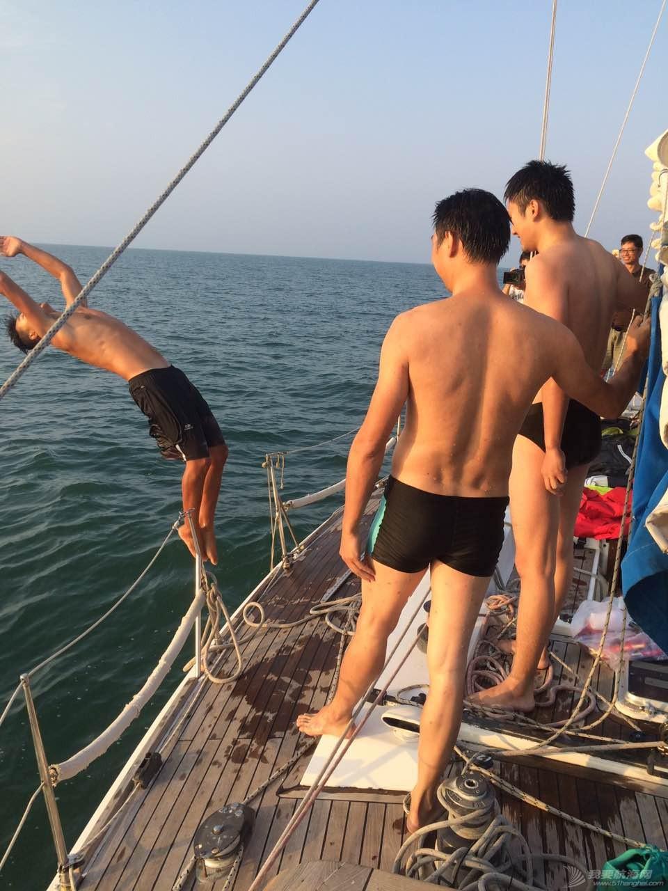 东海,退役运动员,常春藤,渤海,浙江 9天9夜航程800海里让你从一无所知变成合格的水手[威海] 207675848149462339.jpg
