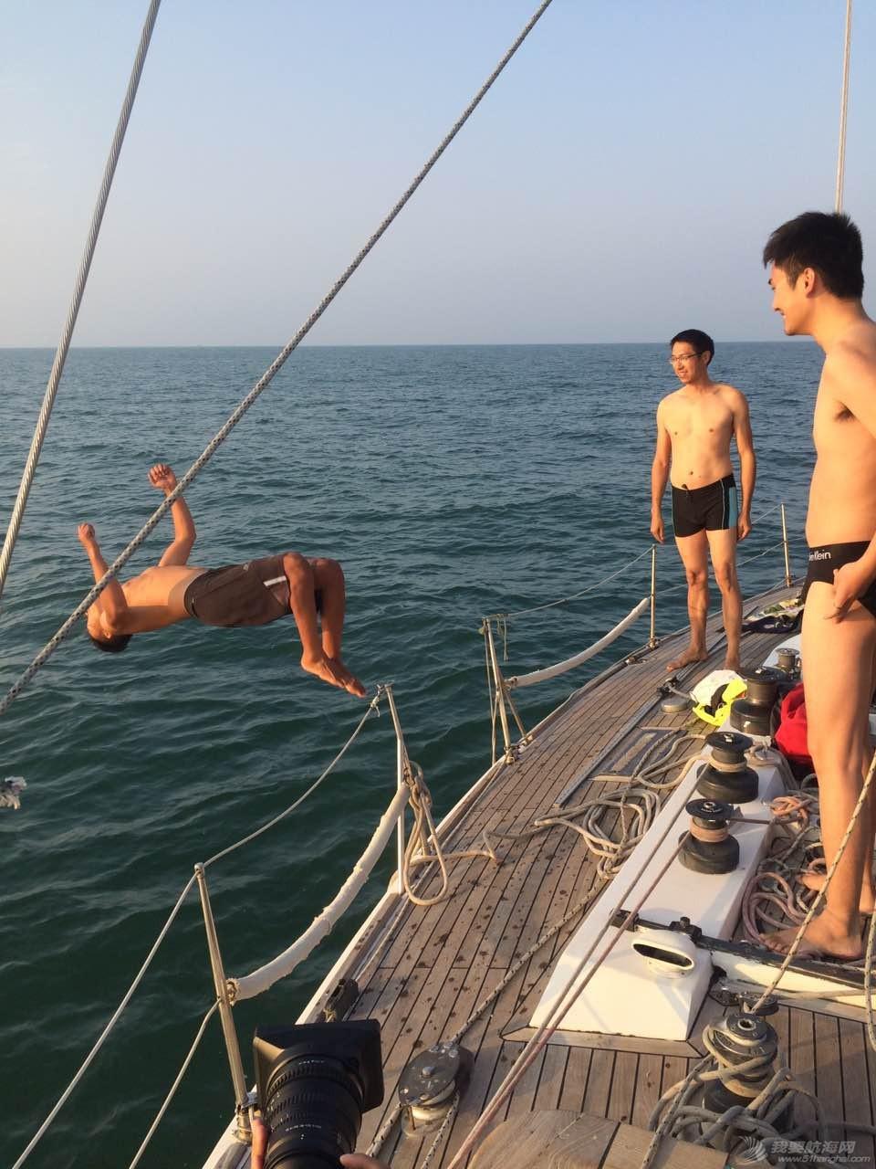 东海,退役运动员,常春藤,渤海,浙江 9天9夜航程800海里让你从一无所知变成合格的水手[威海] 343303845588584293.jpg