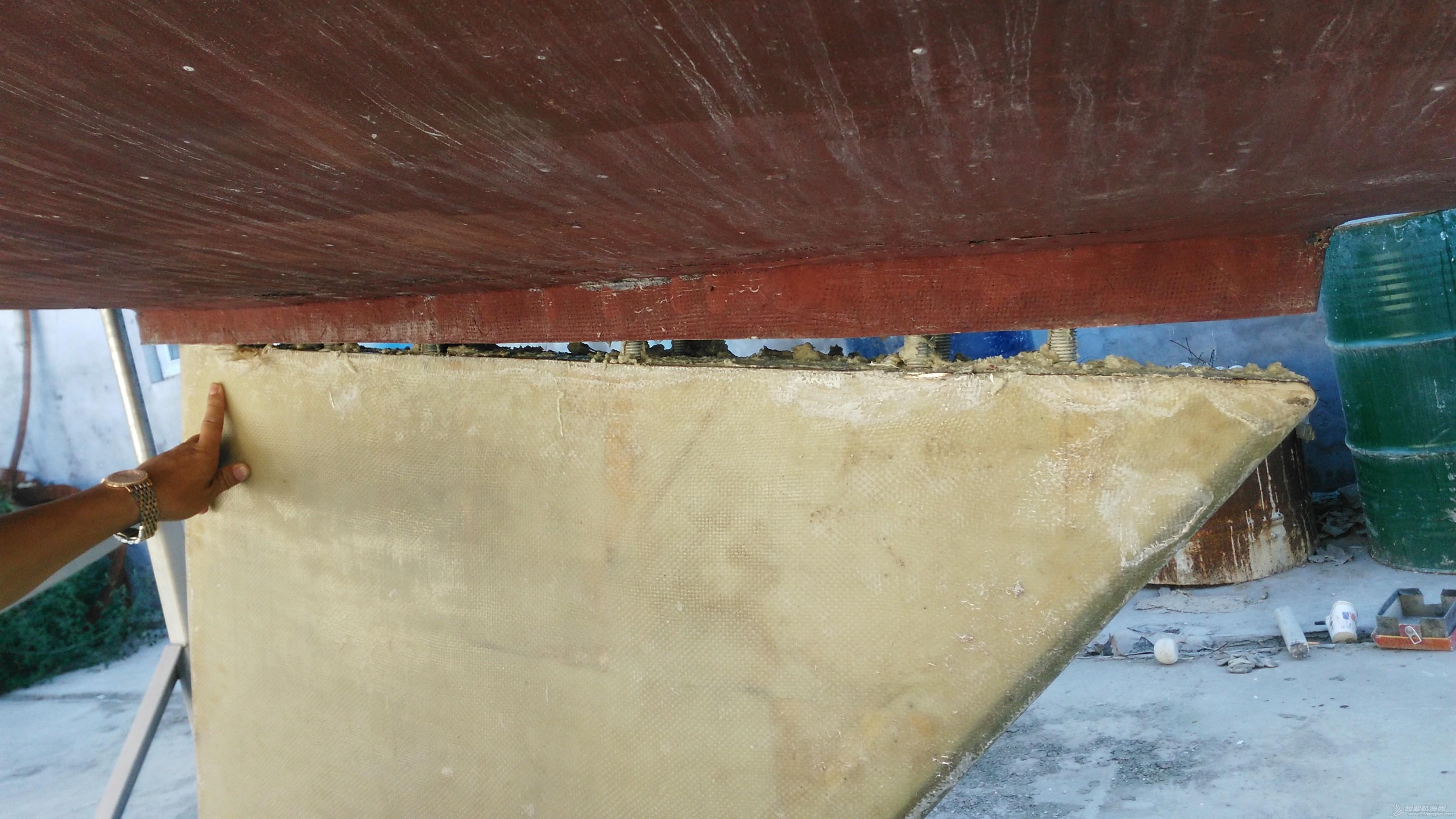 帆船 GR-750帆船龙骨安装 IMG_20160825_155835.jpg