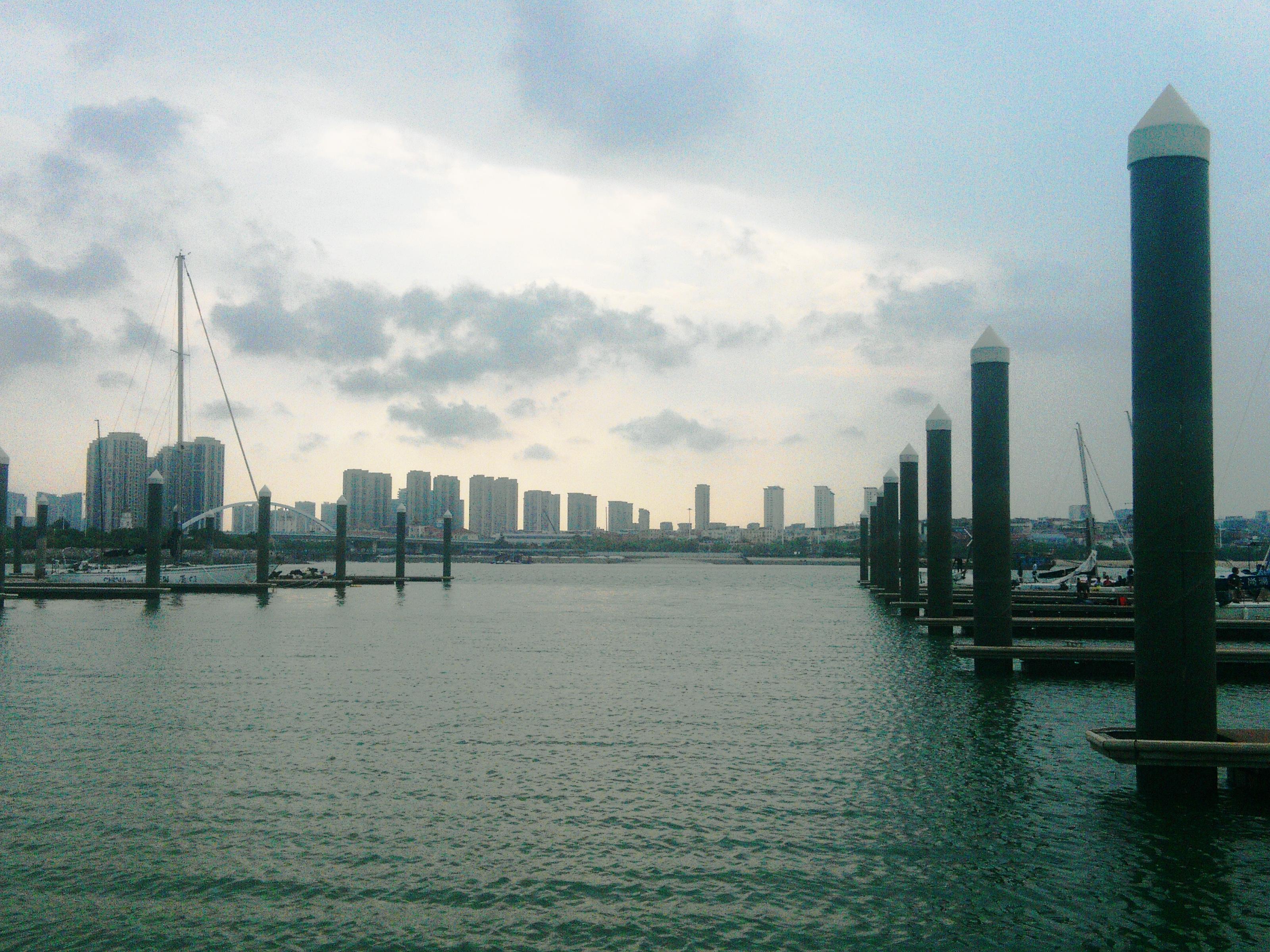泛太平洋,厦门 我与厦门第三届泛太平洋高校帆船赛(一) 码头1.jpg