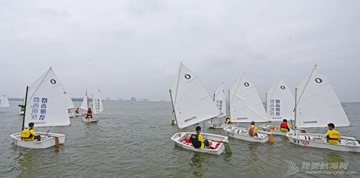 运动会,总决赛,青少年,上海,帆船 上海第二届市民运动会(青少年)帆船总决赛刷新全国乐观级新规模纪录 上海第二届市民运动会青少年帆船总决赛
