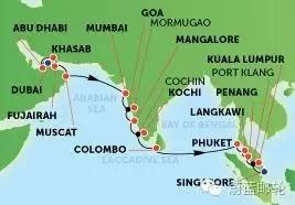 阿拉伯半岛,阿布扎比,阿联酋,伊斯兰,新加坡 亚洲航线22天21晚挪威之星号 2016年11月20日迪拜出发