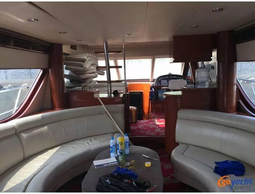 二手游艇|Sunbird 58尺豪华动力飞桥艇200万转售 1cf737a137119dc296a4b833689127cb.jpg
