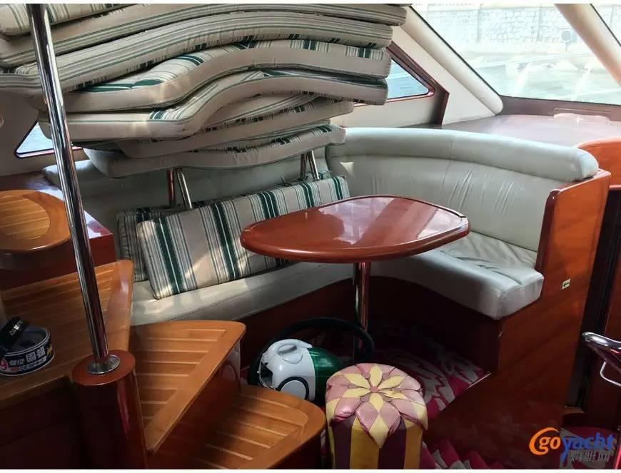 二手游艇|Sunbird 58尺豪华动力飞桥艇200万转售 a29eb006ea633bd77183dfbd43730e93.jpg