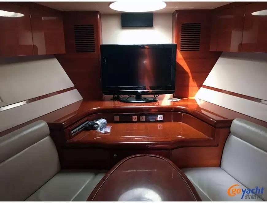 二手游艇|Sunbird 58尺豪华动力飞桥艇200万转售 79ba316e386841b9031aac25d8fee520.jpg