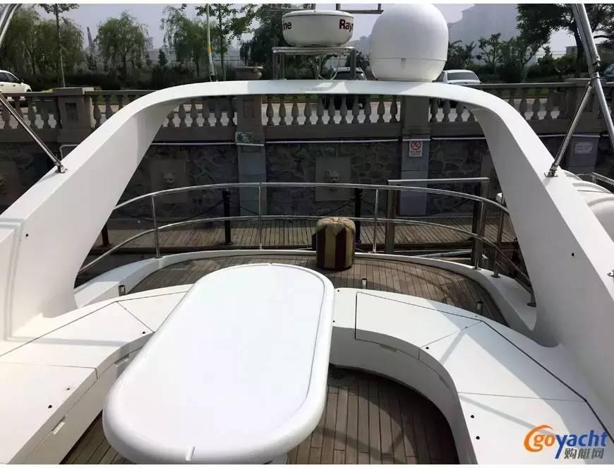 二手游艇|Sunbird 58尺豪华动力飞桥艇200万转售 9632e5ce70447a246479246a2d12aaa4.jpg