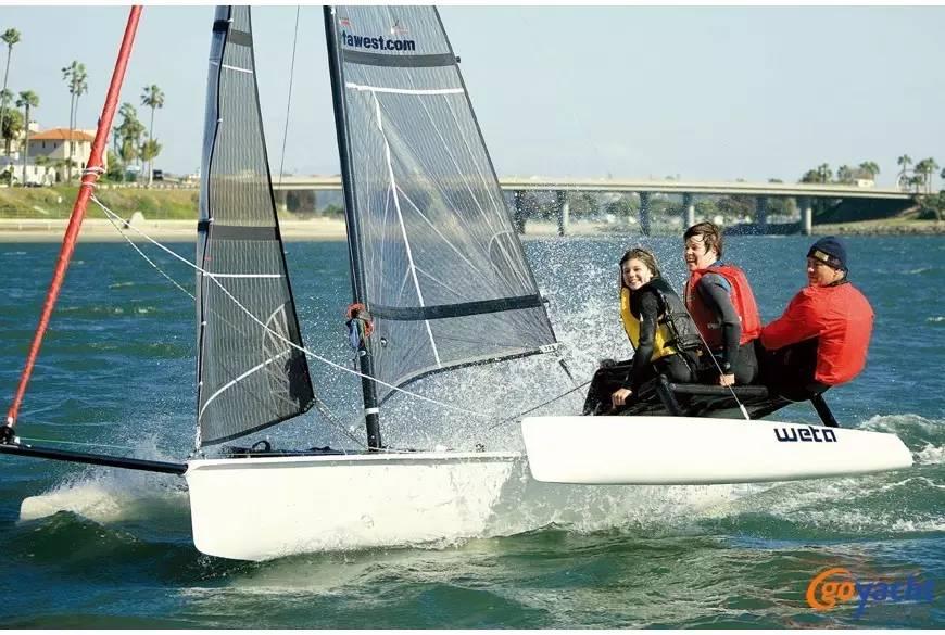 新西兰,一手货源,二维码,性价比,朋友 现货出售|新西兰Weta三体帆船国内现船7.5万出售 762e0d90bf7ba00fcd77aa4e14909d24.jpg