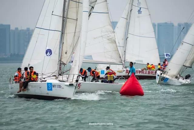 泛太平洋,厦门,帆船,水手 我与厦门第三届泛太平洋高校帆船赛(三)