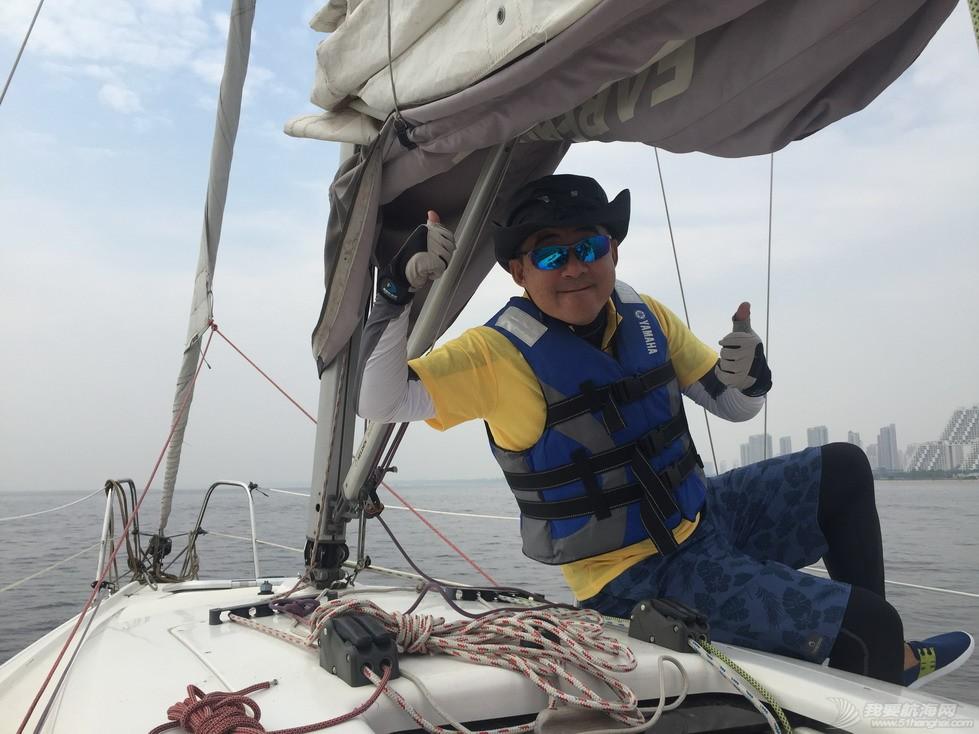 秦皇岛,帆船 记第一次帆船航海比赛-9月3日秦皇岛飞驰杯月赛 IMG_8362_调整大小.JPG