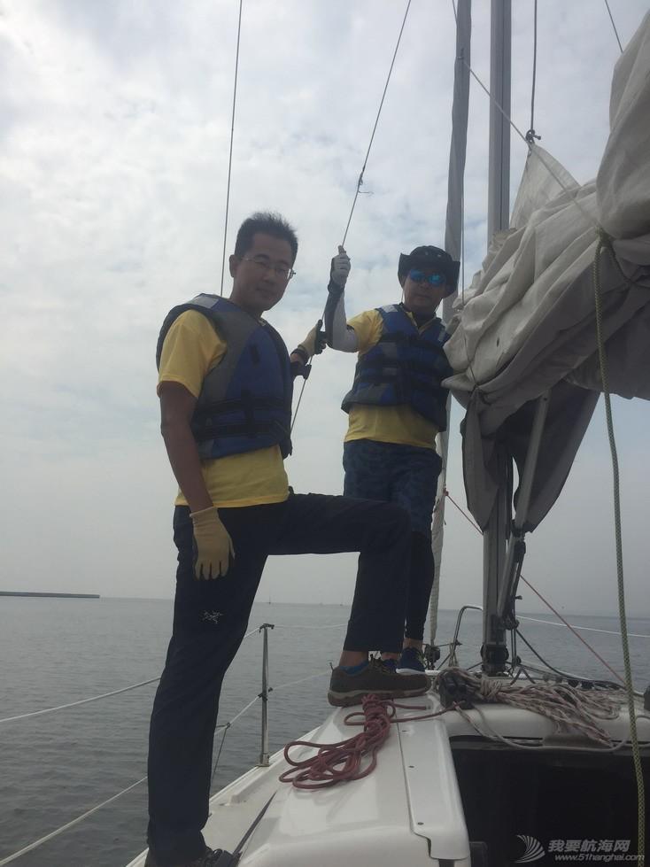 秦皇岛,帆船 记第一次帆船航海比赛-9月3日秦皇岛飞驰杯月赛