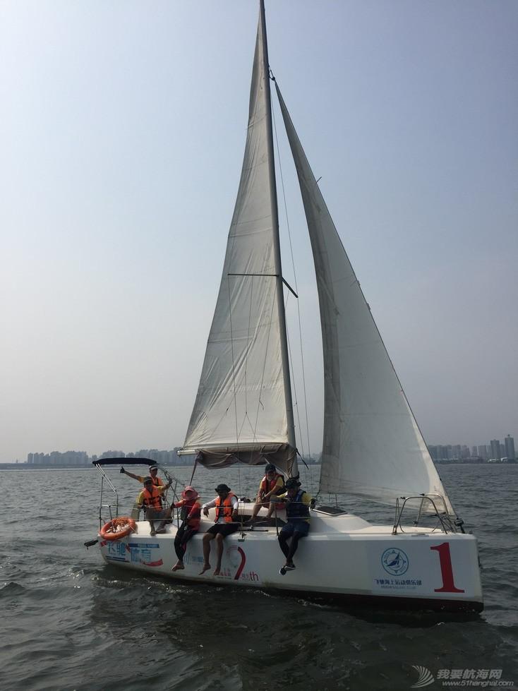 秦皇岛,帆船 记第一次帆船航海比赛-9月3日秦皇岛飞驰杯月赛 IMG_8534_调整大小.JPG