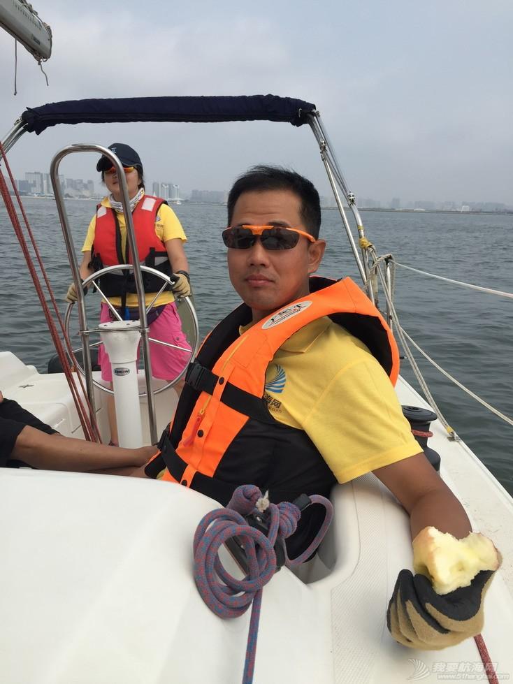 秦皇岛,帆船 记第一次帆船航海比赛-9月3日秦皇岛飞驰杯月赛 IMG_8508_调整大小.JPG