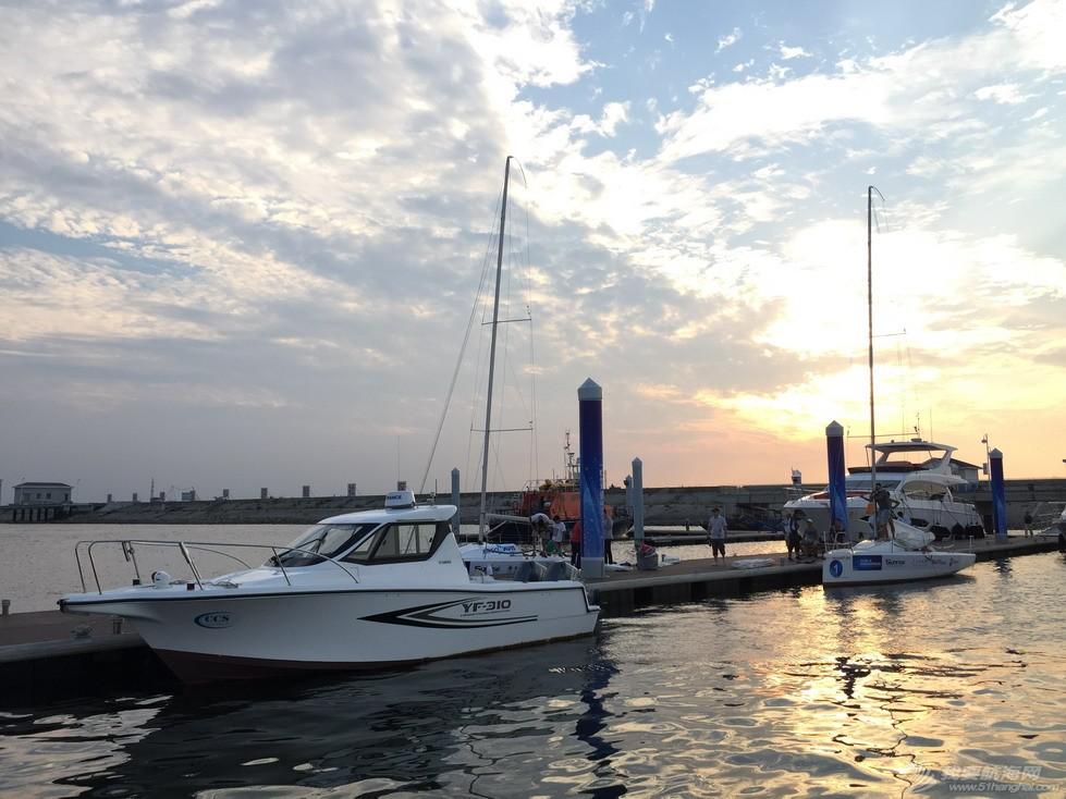 幸运,日照,水手,帆船运动,无人机 二次航海体验——通州湾杯帆赛3号船