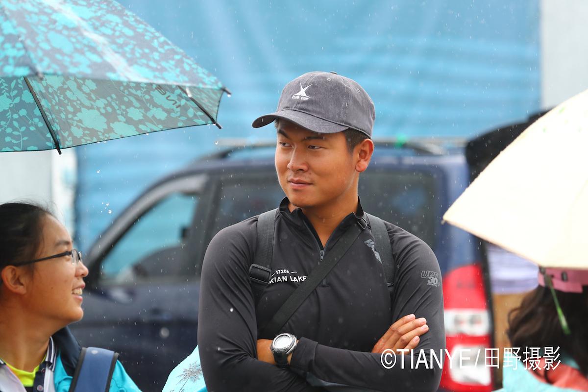 厦门 帆折人不折  厦门俱乐部杯帆船赛如期开赛--田野摄影 AG3I1580副本.JPG