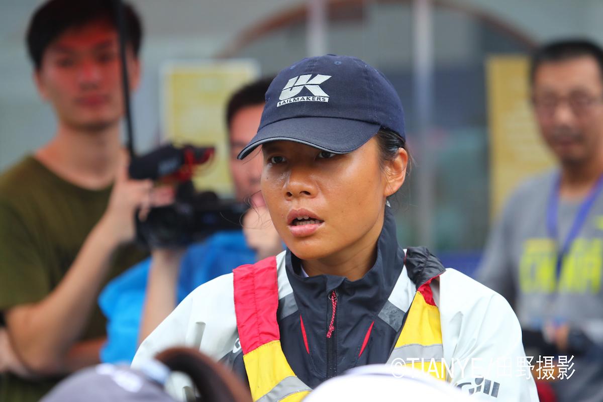 厦门 帆折人不折  厦门俱乐部杯帆船赛如期开赛--田野摄影 AG3I1600副本.JPG