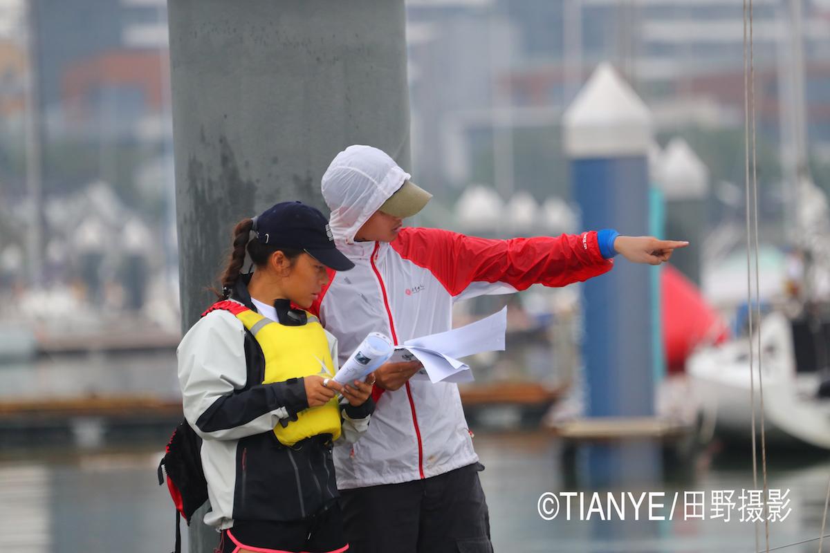 厦门 帆折人不折  厦门俱乐部杯帆船赛如期开赛--田野摄影 AG3I1632副本.JPG